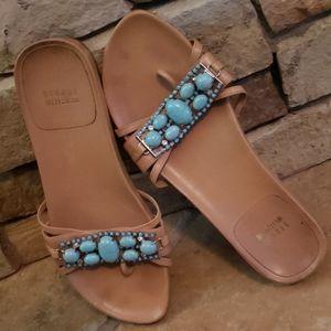 Stuart Weitzman Tan Sandals Size 8